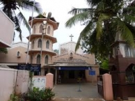 Infant Jesus Church Banglore