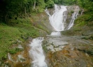 Iskandar Waterfall