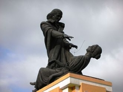 The Statue Of Abbe Faria