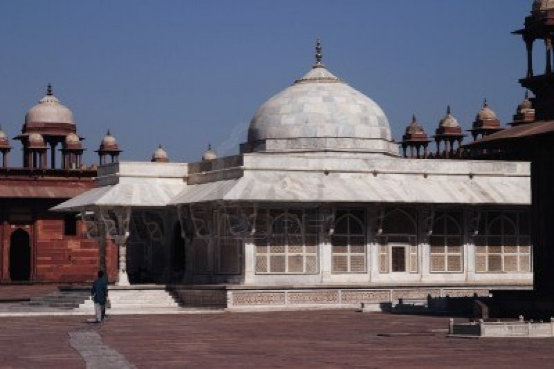 Tomb of Seikh Salim Chisti
